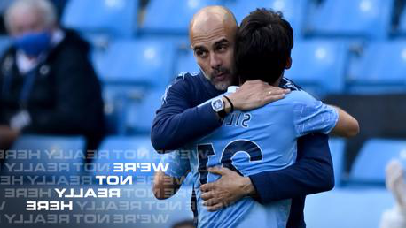 Guardiola hails 'incredible' Silva