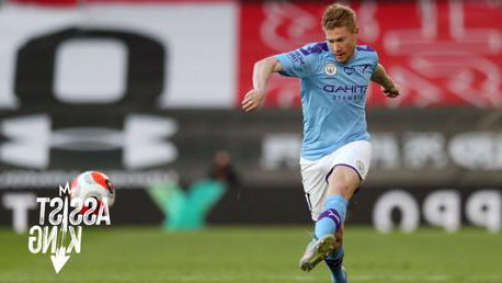 Watch all of De Bruyne's 19/20 Premier League assists